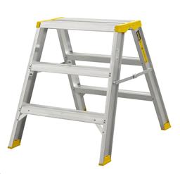 Aluminium ladders,3 stairs