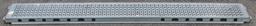BE U - plieninė grindlentė T4 2.57 x 0.32m