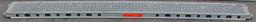 BE U - plieninė grindlentė T4 3.07 x 0.32m