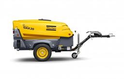 Dyzelinis generatorius-priekaba,, 16kW