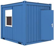 Office container, 10`