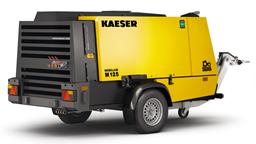 Dieselkompressor 11,5 m3/min, 10bar, AdBlue