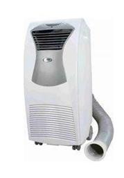 Portable luftrekonditionerare A/C (Air conditioner, AC) 550m³/h