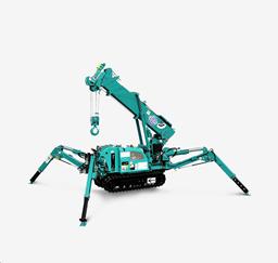 Minikran Spider,  1,7t, 5m