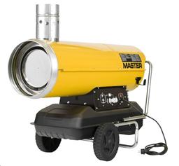 Dyzelinis šildytuvas su dūmų išmetimu,  47kW, 220V