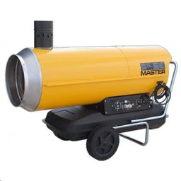 Dyzelinis šildytuvas su dūmų išmetimu, 81kW, 220V