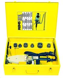 Plastikinių movų virinimo aparatas, d=20-25-32 mm, 220V