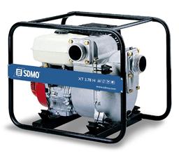 Purvo siurblys 1340 l/min, benzinas, DN75mm/gofra-DN75mm